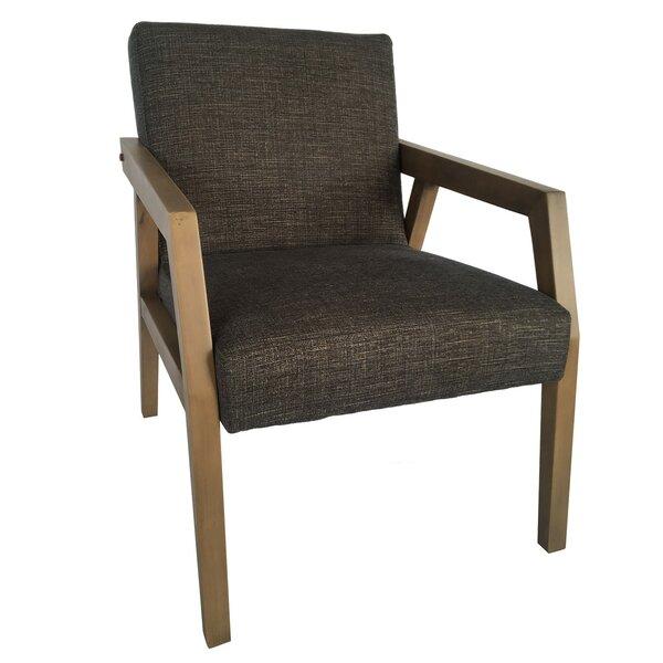 Shellson Armchair by Union Rustic