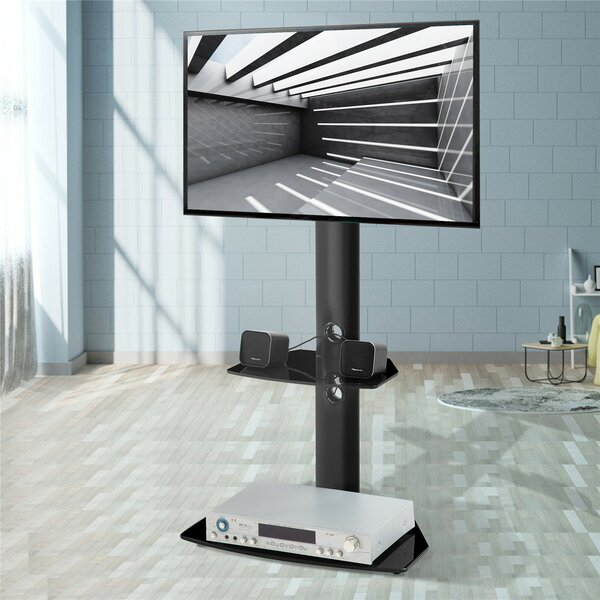 Mobile TV Floor Stand Mount For 32