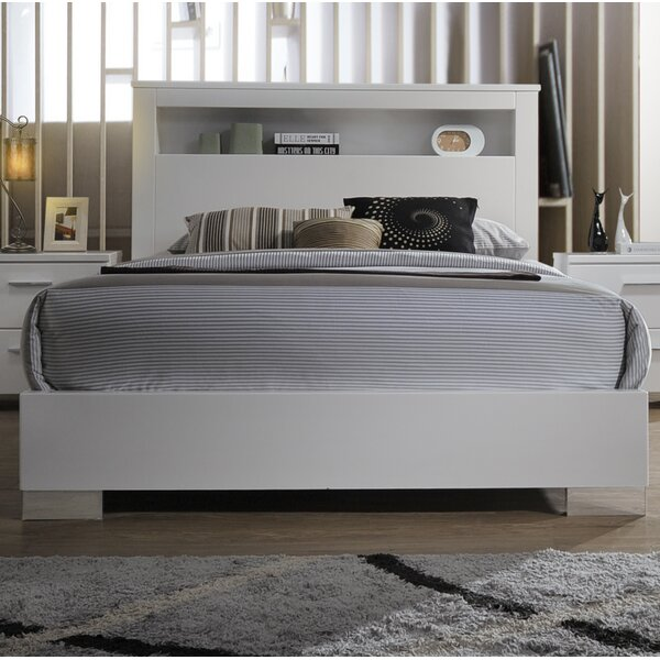 Gideon Standard Bed by Orren Ellis