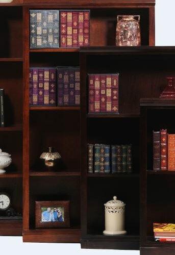Poplar Standard Bookcase by American Heartland