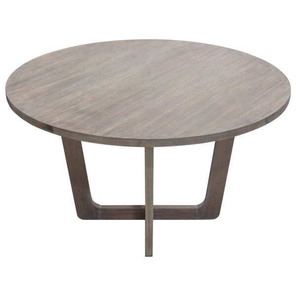 Solano Round Dining Table by Diamond Sofa