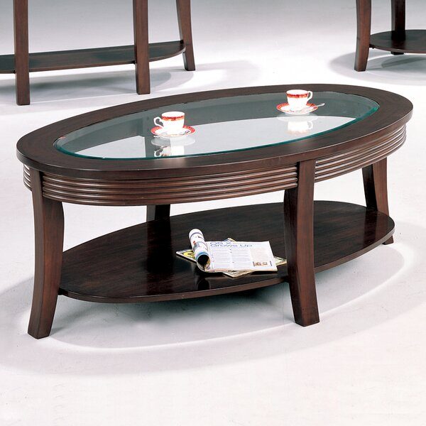 Blue Lake Coffee Table by Wildon Home ®