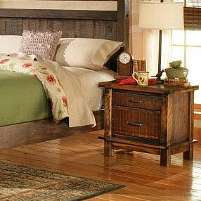 Leadville 2 Drawer Nightstand by Wildon Home®
