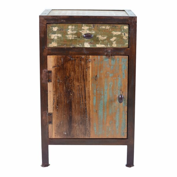 1 Drawer Nightstand By Design Tree Home