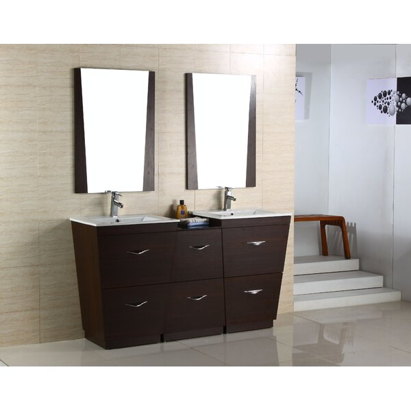 68 Double Bathroom Vanity Set
