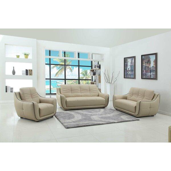 Henthorn 3 Piece Living Room Set by Latitude Run