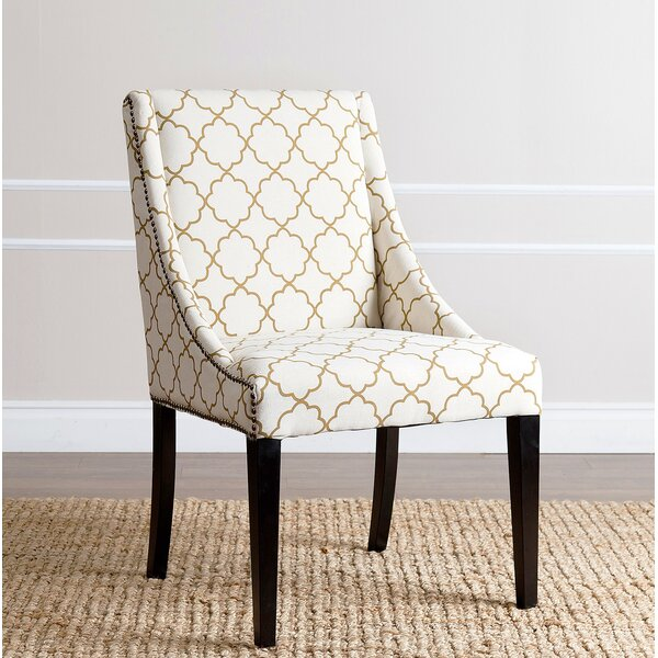 Mounce Upholstered Dining Chair by House of Hampton