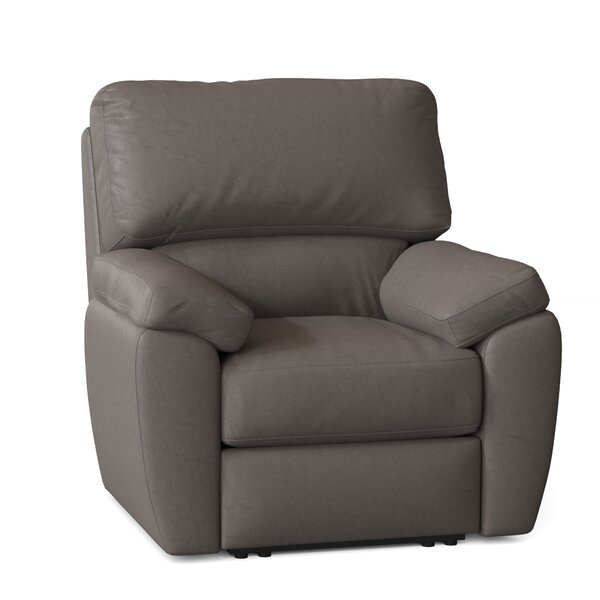 Vercelli Recliner by Omnia Leather Omnia Leather