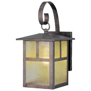 Searching for Exterior 1-Light Outdoor Wall Lantern By Westinghouse Lighting