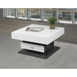 Order Rotating Lift Top Coffee Table By Brassex
