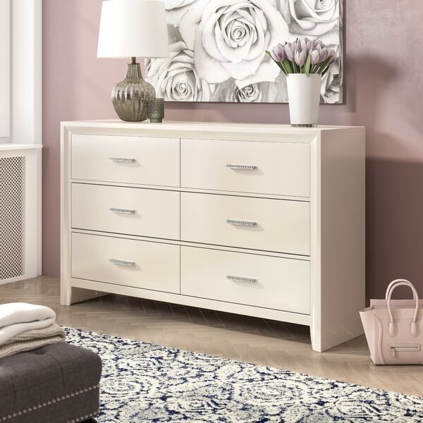 Enya 6 Drawer Double Dresser by Willa Arlo Interiors