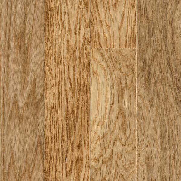 Turlington Signature Series 5 Engineered Northern White Oak Hardwood Flooring in Natural by Bruce Flooring