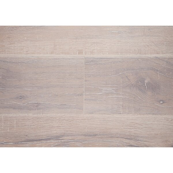 6 x 48 x 12mm Laminate Flooring in Cayenne by Chic Rugz