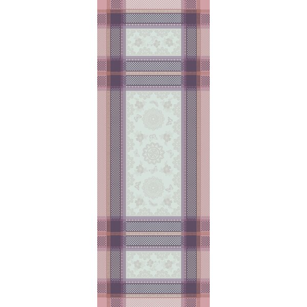 Faiences Table Runner by Garnier-Thiebaut Inc