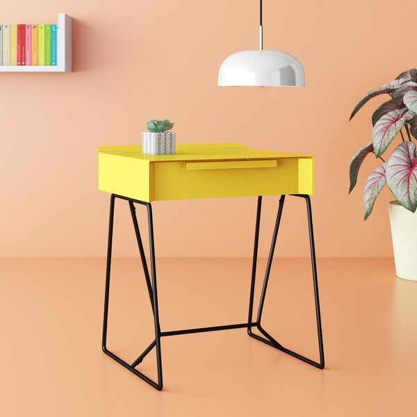 Hartwick End Table with Storage by Hashtag Home