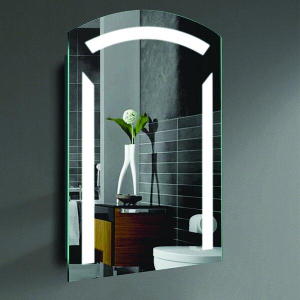 Blondene LED Lighted Accent Mirror by Orren Ellis