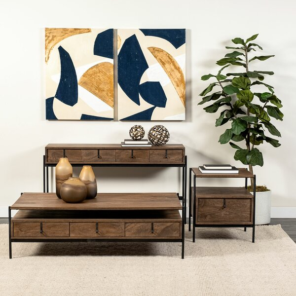 Strayer 2 Piece Coffee Table Set By Foundry Select