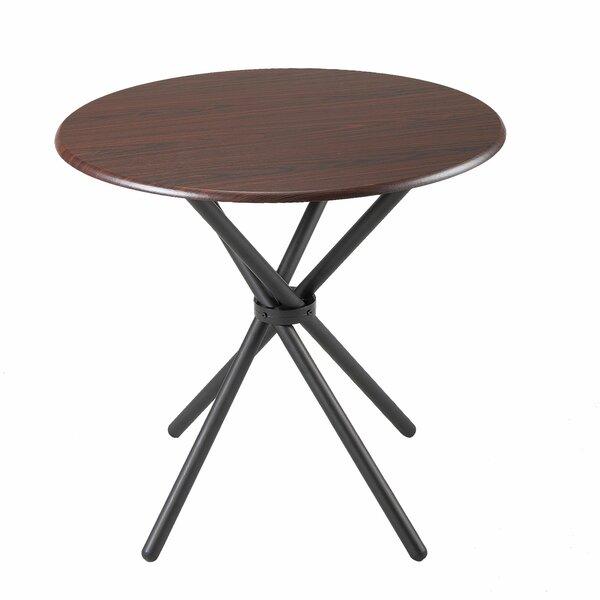 Aleisha Cross Legs Coffee Table By Wrought Studio