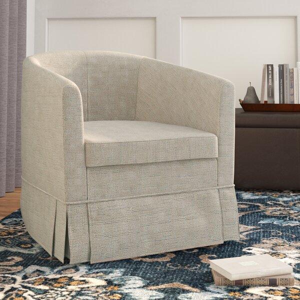 Clifford Barrel Chair by Charlton Home