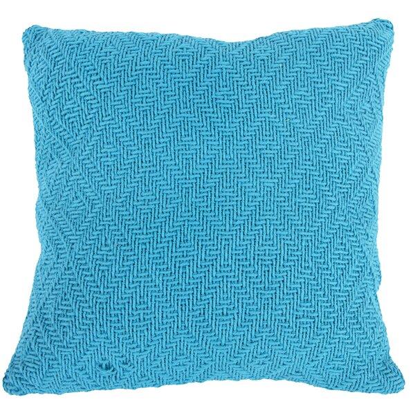 Traub Cotton Throw Pillow (Set of 2) by Latitude Run
