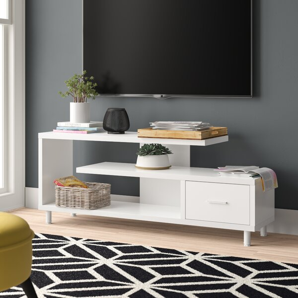 Edwin TV Stand for TVs up to 65 inches by Zipcode Design Zipcode Design