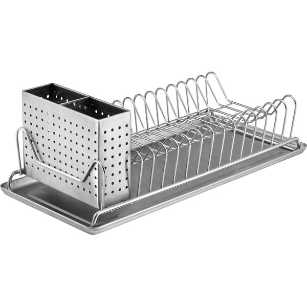 Compact Dish Rack by Polder Products LLC