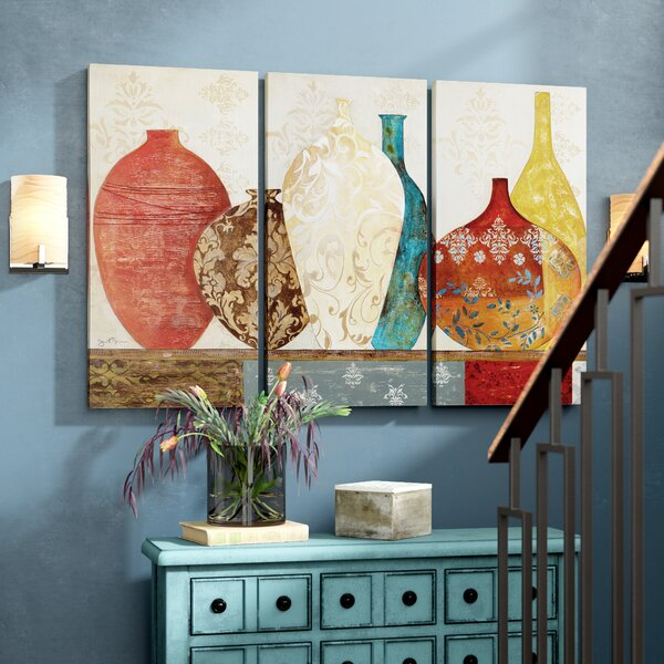 Collection Of Memories Graphic Art Print Multi Piece Image On Gallery Wrapped Canvas By Bloomsbury Market.
