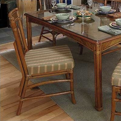 9700 Mandalay Dining Side Chair by South Sea Rattan