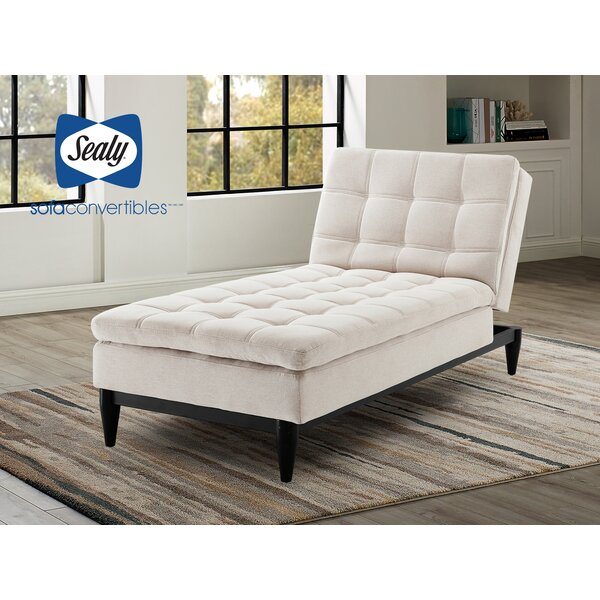 Montreal Chaise Lounge by Sealy Sofa Convertibles