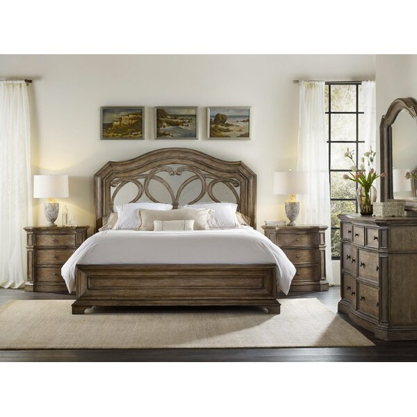 Solana Panel Configurable Bedroom Set by Hooker Furniture