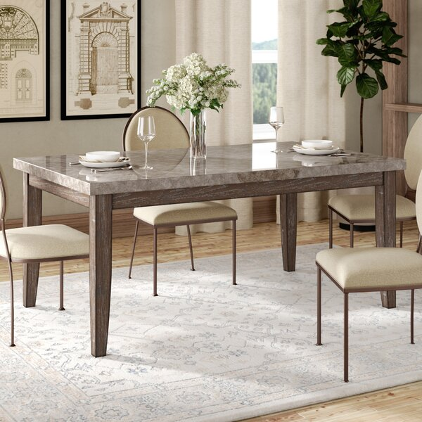 Clearmont Dining Table by Three Posts