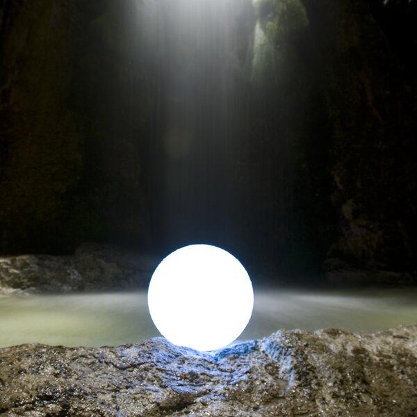 Ball 1 Light Poolside or Floating Light by Smart & Green