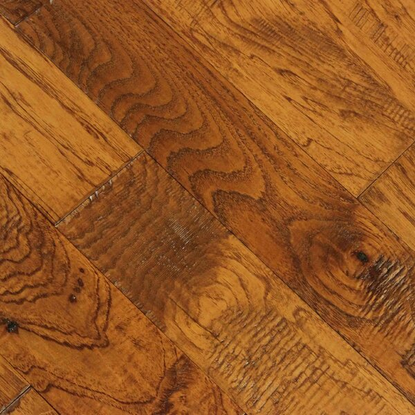 Olde Worlde 5 Engineered Hickory Hardwood Flooring in Galway by Wildon Home ®