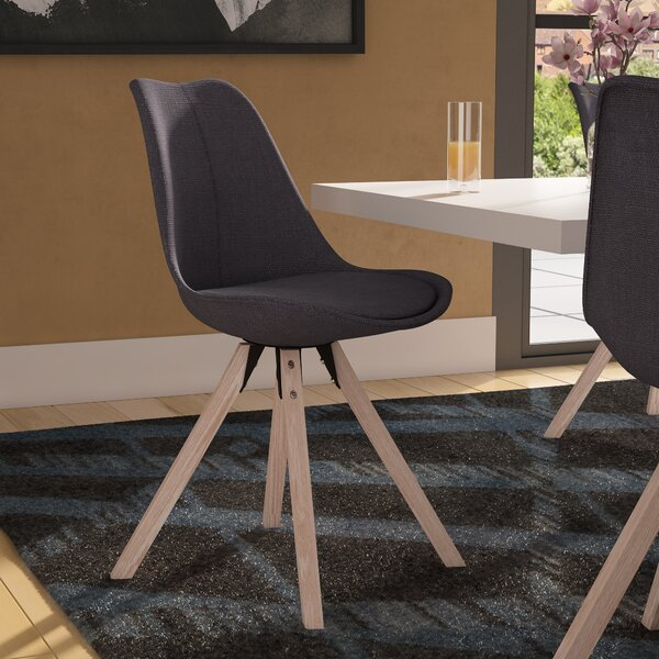 Shubert Upholstered Dining Chair by Wrought Studio