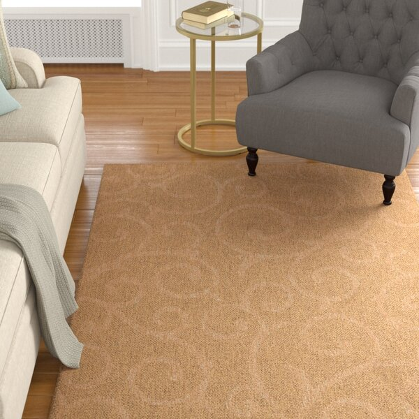 Kendari Brown Indoor/Outdoor Area Rug by Charlton Home