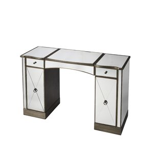 Devondra Vanity with Mirror by Willa A..