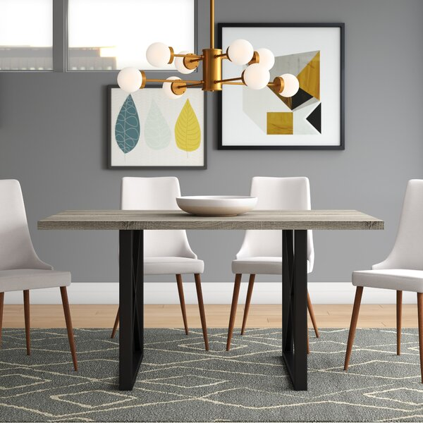 Daveney Dining Table by Latitude Run