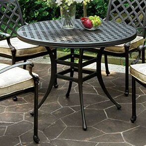 Meadowbrook Dining Table by Darby Home Co