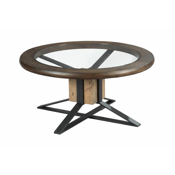 Williston Forge Glass Top Coffee Tables