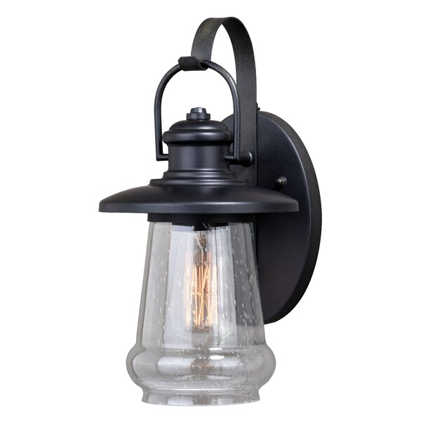Anna Outdoor Sconce by Breakwater Bay
