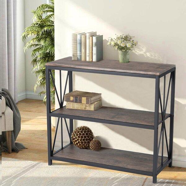 Dews Etagere Bookcase By Gracie Oaks