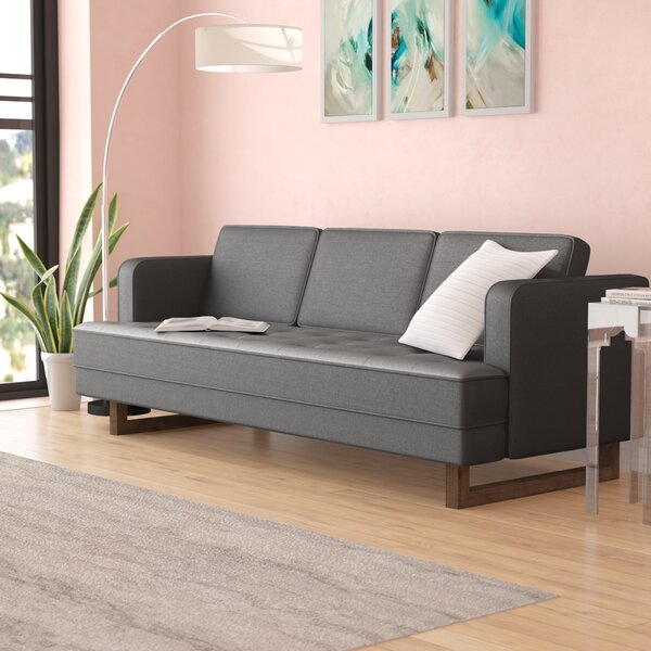 Online Review Edie Sofa by Wade Logan by Wade Logan