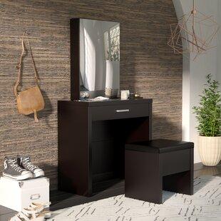 Bedroom Vanity With Drawers | Wayfair