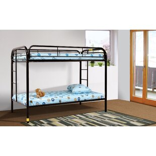 Tanner Twin over Twin Bunk Bed ByZoomie Kids