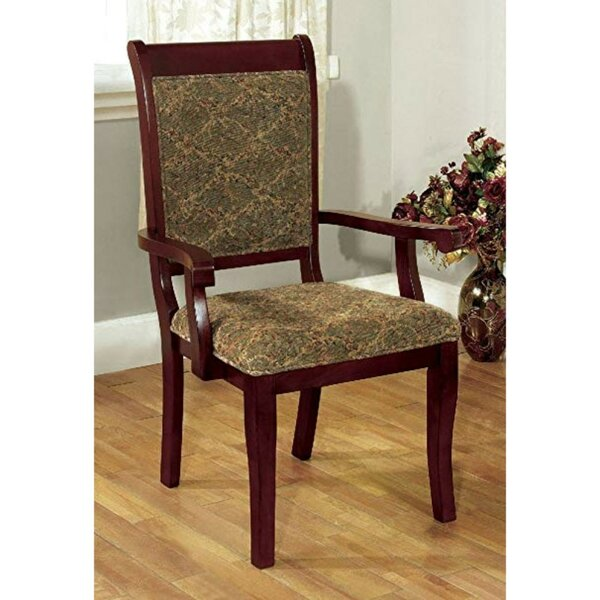 Pitre Upholstered Dining Chair (Set of 2) by Charlton Home Charlton Home