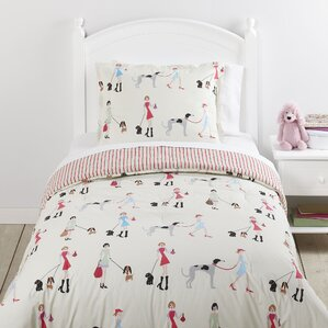 fun unleashed reversible comforter set