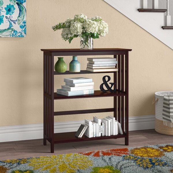 Quantock Etagere Bookcase By Charlton Home