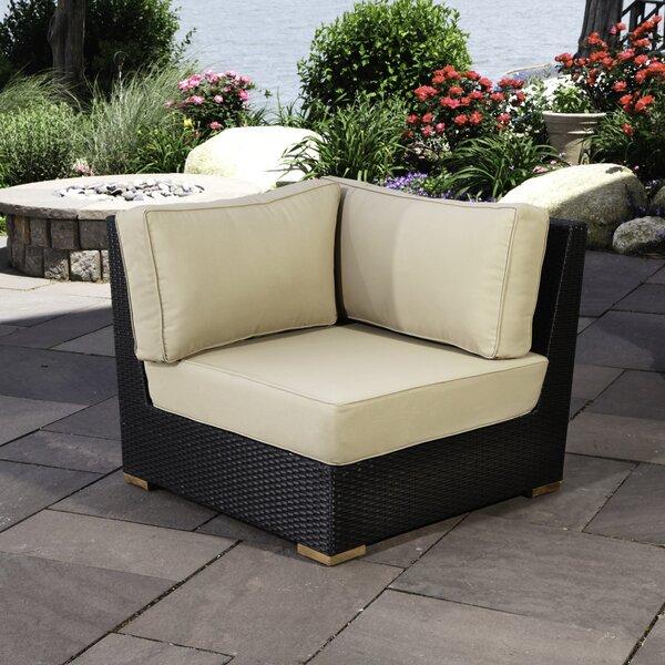 Salina Teak Patio Chair with Cushions by Madbury Road