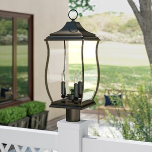 Affordable Price El Paso 3-Light Lantern Head By Darby Home Co