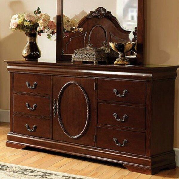 Babineaux 6 Drawer Combo Dresser by Astoria Grand